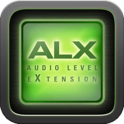 ALX audio graphic